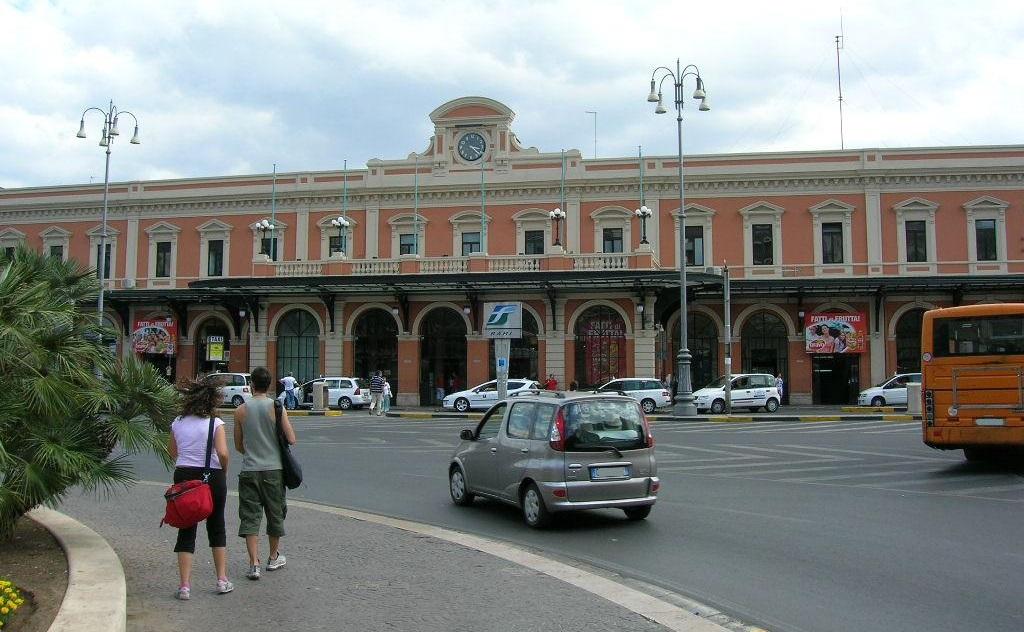 hotel a Bari vicino alla stazione